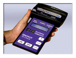 Portable ID Scanners