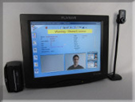 Touch Screen ID Scanners